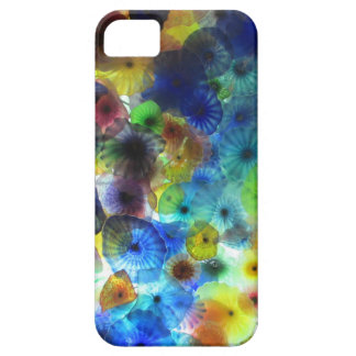 Colorful Floating Jellyfish Phone Case iPhone 5 Cases
