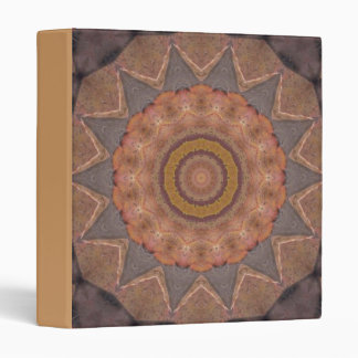 Colorful Floor Tiles Kaleidoscope 11 Binders