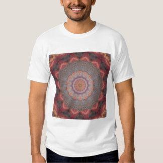 Colorful Floor Tiles Kaleidoscope 12 Tee Shirt