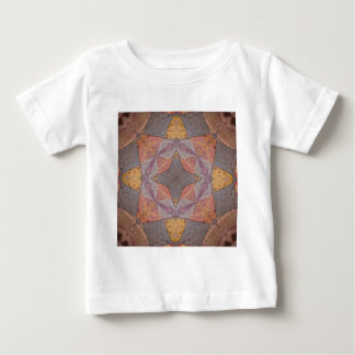 Colorful Floor Tiles Kaleidoscope 6 Infant T-shirt