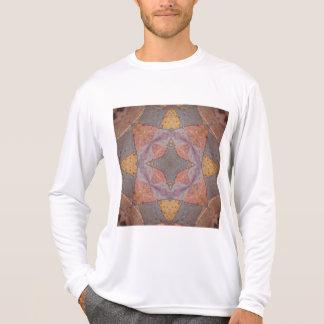 Colorful Floor Tiles Kaleidoscope 6 Shirt
