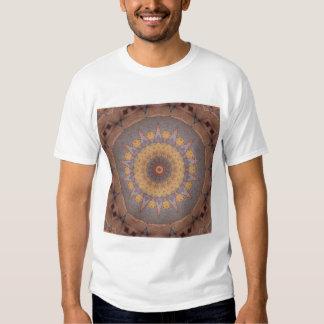 Colorful Floor Tiles Kaleidoscope 7 T Shirt