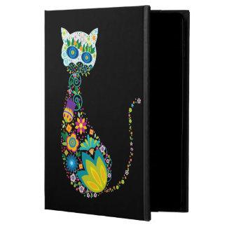 Colorful Floral Cat Powis iPad Air 2 Case