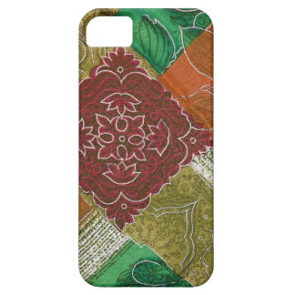Colorful Floral Collage Patch Case-Mate iPone 5