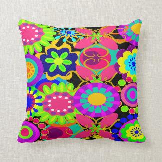 colorful floral cushion,cheerfully fantasy cushion pillow