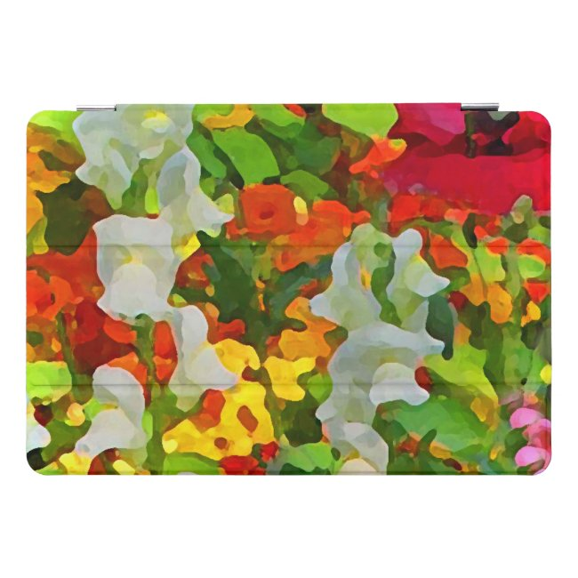 Colorful Floral Garden Flowers 10.5 iPad Pro Case