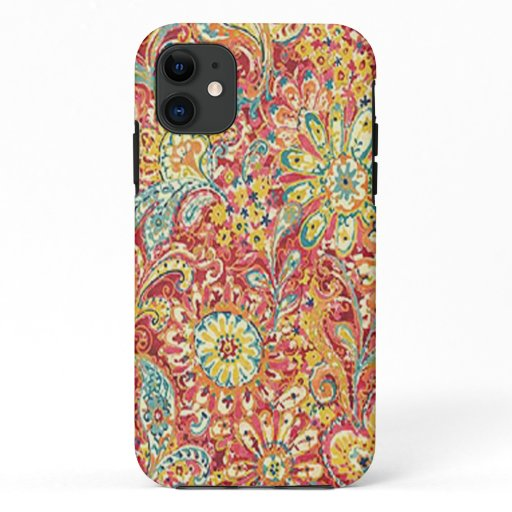 Colorful Floral iPhone 5G Case