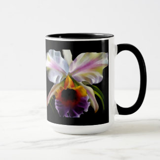 Colorful Floral Mugs