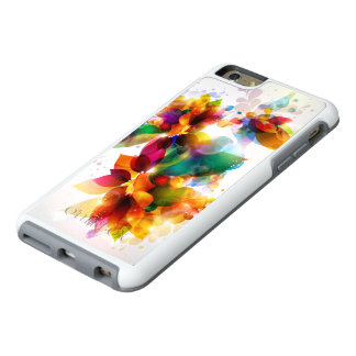 Colorful Floral OtterBox iPhone 6 Plus Case
