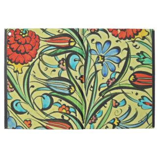 "Colorful Floral Pattern iPad Pro 12.9"" Case"