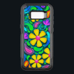 "Colorful Floral Pattern OtterBox Commuter Samsung Galaxy S8  Case<br><div class=""desc"">Colorful Floral Pattern Samsung Galaxy S8 Otterbox Case.</div>"