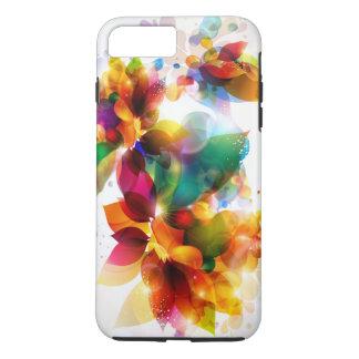 Colorful Floral Tough iPhone 7 Plus Case