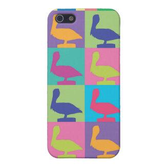 colorful florida pelicane case cases for iPhone 5