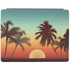 Colorful Florida Sunset iPad Smart Cover