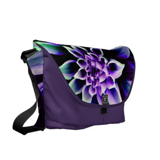 Colorful Flower 3 Courier Bags