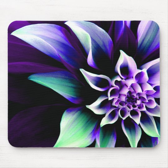 Colorful Flower 3 Mouse Pad