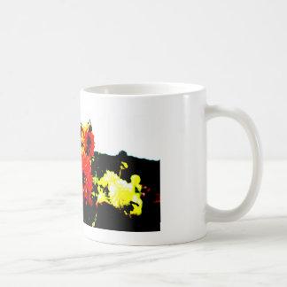 Colorful flower* Photograph processed item* Sera Coffee Mug