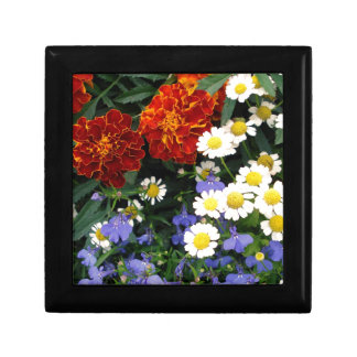 Colorful Flowerbed Gift Boxes