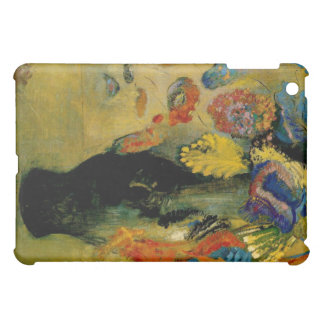 Colorful Flowers Fine Art Painting iPad Case