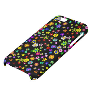 Colorful Flowers Glossy iPhone 5C Case