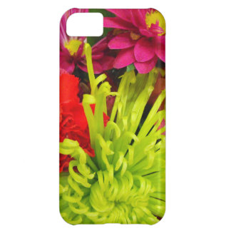 colorful flowers iPhone 5C cover
