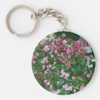 Colorful Flowers Key Chains