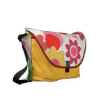 Colorful flowers messanger bag messenger bags