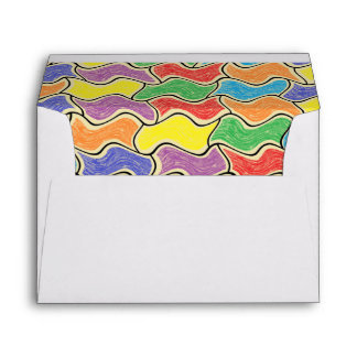 Colorful Fluctuations Envelope