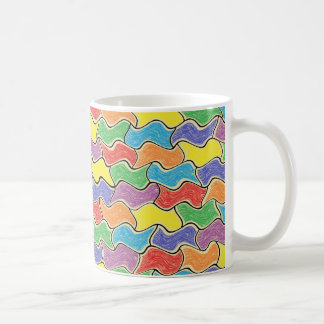 Colorful Fluctuations Mug