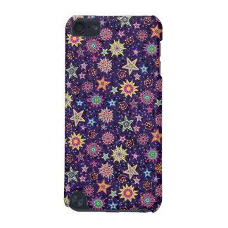 Colorful Folk Art Starry Sky iPod Touch 5G Case
