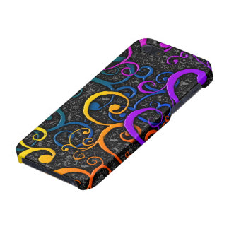 Colorful Fourish Pattern - iPhone 5 Case