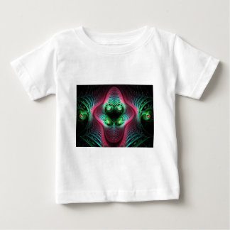 Colorful Fractal Baby T-Shirt