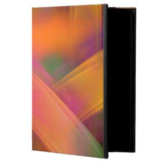 Colorful Fractal Design for iPad Case