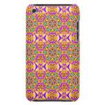 Colorful fractal design pattern iPod Case-Mate case