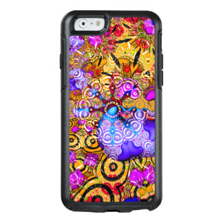Colorful Fractal Hodgepodge OtterBox iPhone 6/6s Case