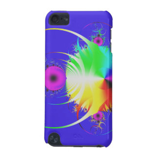 Colorful Fractal iPod Touch (5th Generation) Case