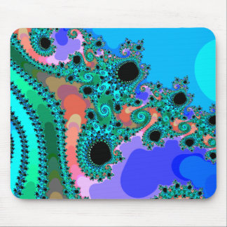 COLORFUL  FRACTAL ~  Mousepad