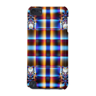Colorful fractal pattern iPod touch (5th generation) cover