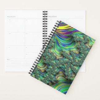 Colorful Fractal Planner