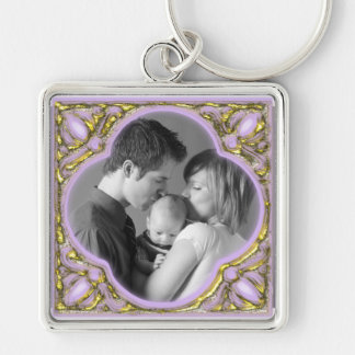 Colorful Frame Keychain