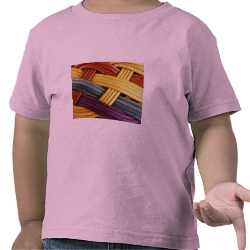 Colorful French basket T Shirt