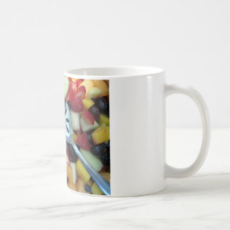 Colorful Fruit Assortment Classic White Coffee Mug