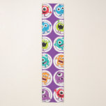 """Colorful Fun Abstract Pattern Kids Monsters Scarf<br><div class=""""desc"""">Colorful Fun Abstract Pattern Kids Monsters This is a great pattern that makes the perfect gift for kids,  children,  adults,  and for any occasion.</div>"""