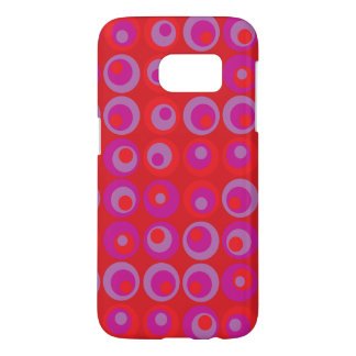 Colorful Fun Collection Samsung Galaxy S7 Case