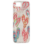 Colorful & fun flip flop summer fun! iPhone 5 cases