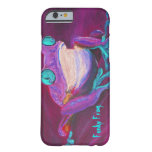 Colorful funky frog iPhone 6 case iPhone 6 Case