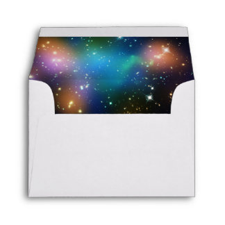 Colorful Galaxies Envelope