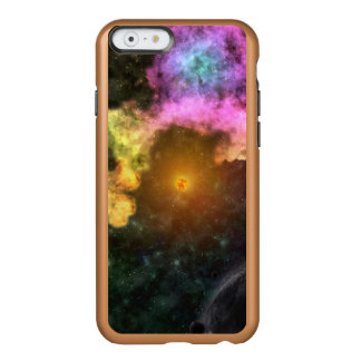 Colorful Galaxy Explosion Incipio Feather Shine iPhone 6 Case