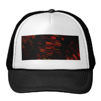 Colorful Galaxy Painting Art - Hat