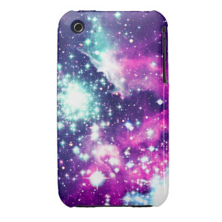 Colorful Galaxy Space Stargazer iPhone 3/3GS Case